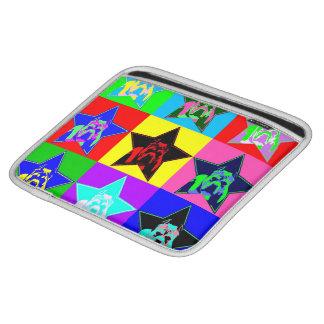 Colorful Pit Bull I Pad Case Slim Protective