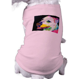 Colorful Pitbull Doggy Sweater - Bully Clothes Dog Clothes