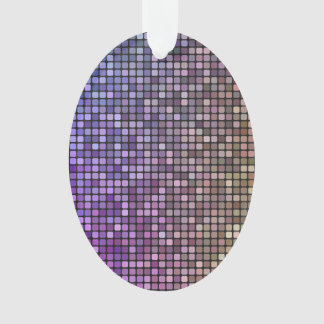 Colorful pixel mosaic background