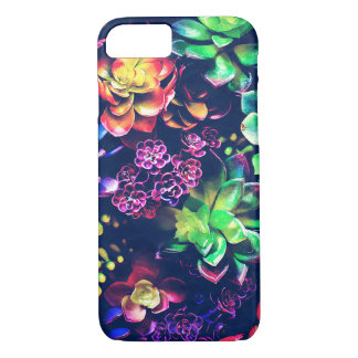 Colorful Plants iPhone 8/7 Case