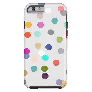Colorful Polka Dot Art Phone Case