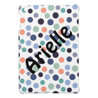 Colorful Polka Dots iPad Mini Covers
