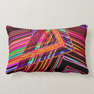 Colorful polyester pillow for interior decoration