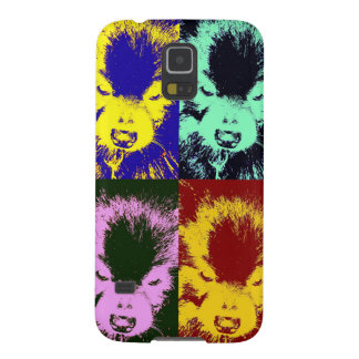 Colorful Pomeranian Case For Galaxy S5