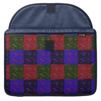 Colorful Pop Art Camo Patterned MacBook Case MacBook Pro Sleeves