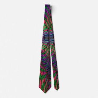 Colorful Pop Art Men's Fashion CricketDiane Tie