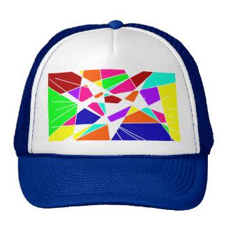 Colorful Power Art Trucker Hat
