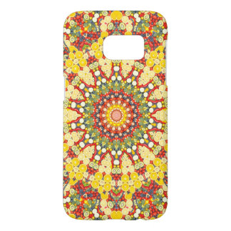 Colorful Power Samsung Galaxy S7 Case