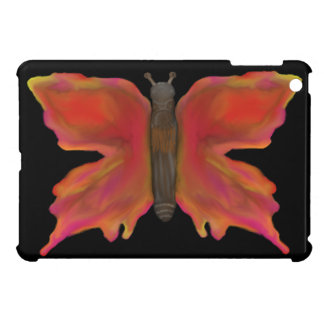 Colorful Pretty Butterfly Cover For The iPad Mini