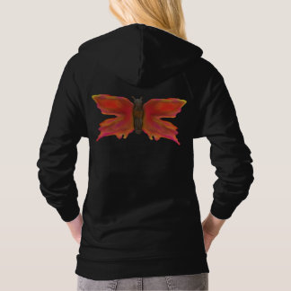 Colorful Pretty Butterfly Hoodie