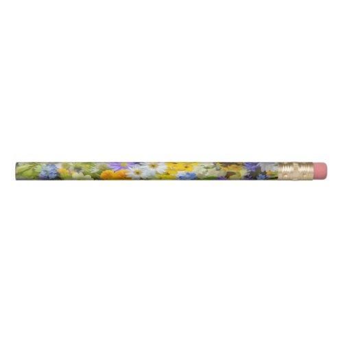 Colorful Primrose Garden Pencil