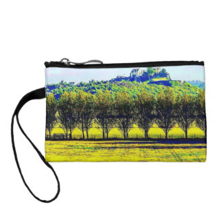 Colorful Private Prairie Key Coin Clutch