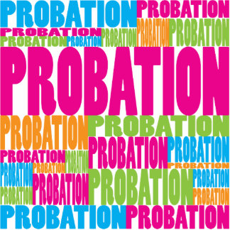 Colorful Probation Photo Cut Out