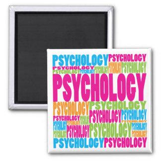 Colorful Psychology Fridge Magnet