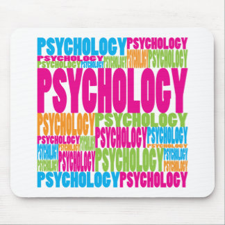 Colorful Psychology Mouse Pad