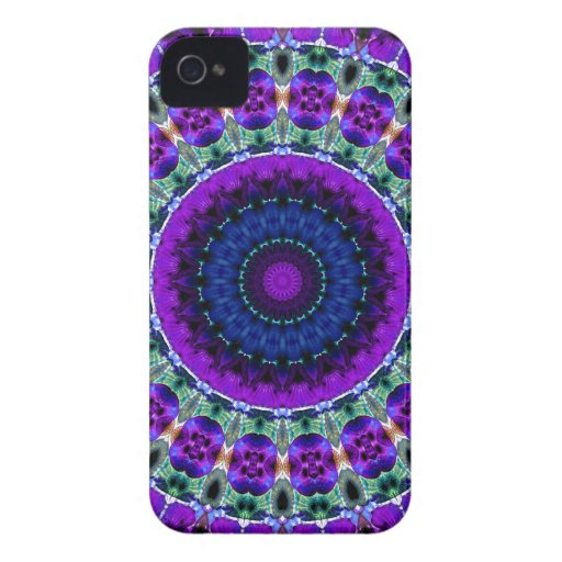 Colorful Purple Case-Mate iPhone 4 Cases