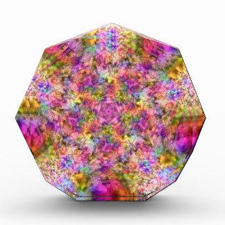 Colorful Purple Design Award