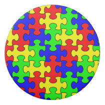 Colorful Puzzle Eraser