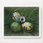 Colorful Pysanky Mouse Pad