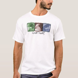 Colorful Quaker Parakeet T-Shirt