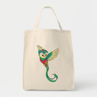 Colorful Quetzal! Tote Bag