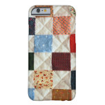 Colorful quilt pattern iphone 6 case