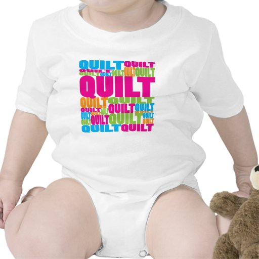 Colorful Quilt Tees