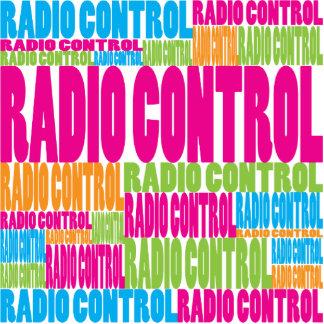 Colorful Radio Control Photo Sculpture Ornament