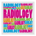 Colorful Radiology Print
