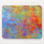 Colorful Rainbow Art Mousepad