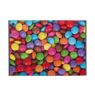 Colorful rainbow candy sweets cover for iPad mini