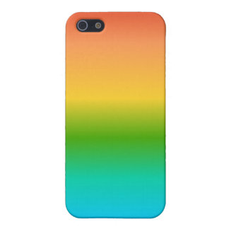 Colorful Rainbow color gradient Case For iPhone SE/5/5s