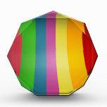 Colorful Rainbow Design Award