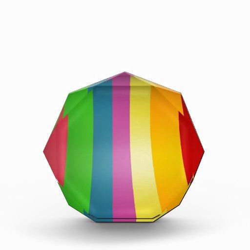 Colorful Rainbow Design Awards