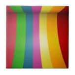 Colorful Rainbow Design Tiles