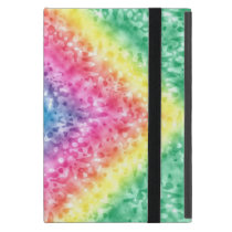 Colorful Rainbow  Pattern iPad Mini Case