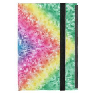 Colorful Rainbow  Pattern iPad Mini Case