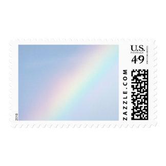 Colorful Rainbow Stamp