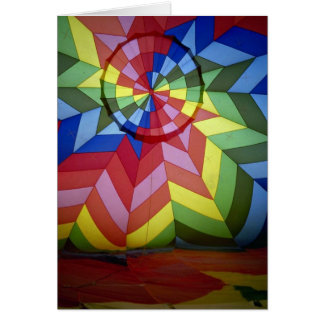 Colorful Rainbow star Greeting Cards