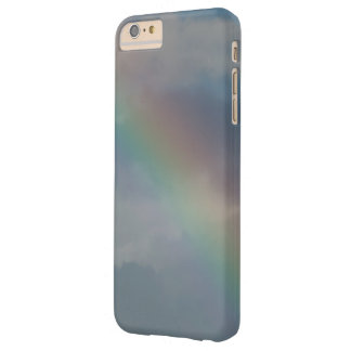 Colorful Rainbow stripe in the sky Barely There iPhone 6 Plus Case