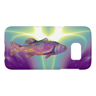 COLORFUL RAINBOW TROUT SAMSUNG GALAXY S7 CASE