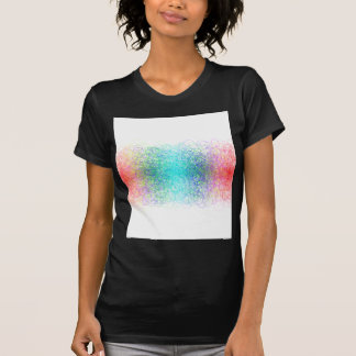 Colorful random lines and shapes T-Shirt