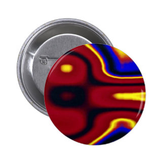 Colorful Reality waves Pin