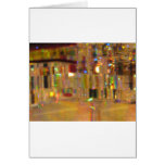 Colorful Reflections Greeting Card