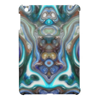 Colorful Reflections of Glass iPad Mini Case