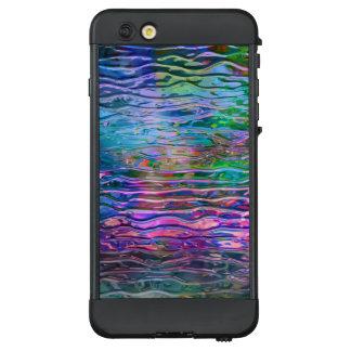 Colorful Reflections On Melting Glass LifeProof NÜÜD iPhone 6 Plus Case