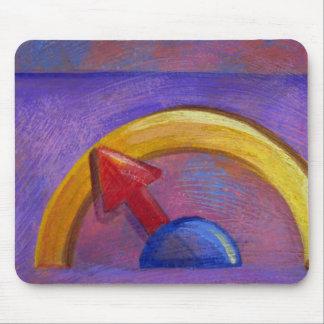 Colorful Regulator Mouse Pad