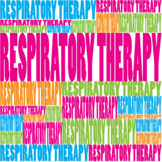 Colorful Respiratory Therapy Photo Cut Out