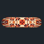 "Colorful Retro Floral Seamless Pattern Skateboard<br><div class=""desc"">Colorful Retro Floral Seamless Pattern</div>"