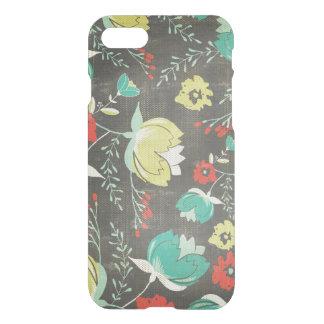 Colorful Retro Flowers iPhone 8/7 Case